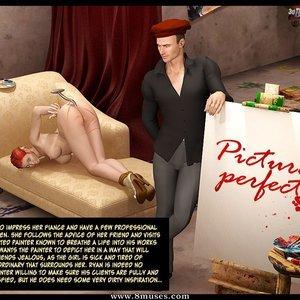 Picture Perfect (3D BDSM Dungeon Comics) thumbnail