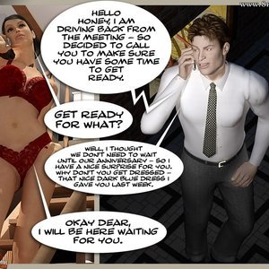 3D BDSM Dungeon Comics The Monastery - Issue 1 - How Stella Got In gallery image-050