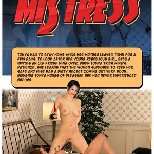 You Can Call Me Mistress 3D BDSM Dungeon Comics