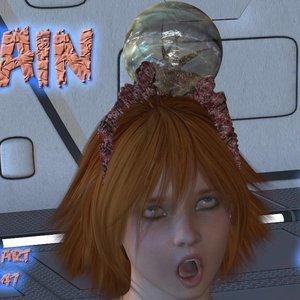 Brain Reapers 3DMonsterStories Comics