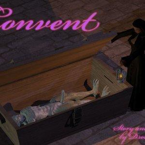 Convent 3DMonsterStories Comics
