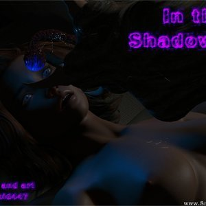 In the shadows 3DMonsterStories Comics