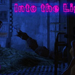 Into the Light 3DMonsterStories Comics
