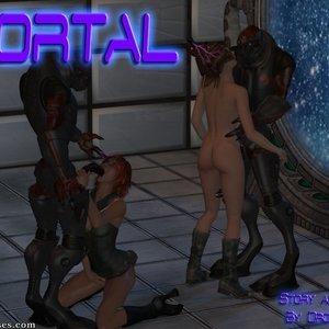 Portal 3DMonsterStories Comics
