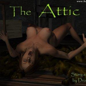 The Attic Nude Comics