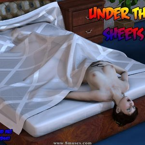 Under the Sheets 3DMonsterStories Comics