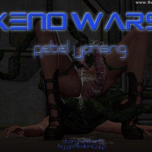Xeno Wars – Rebel Uprising Sexy Comics