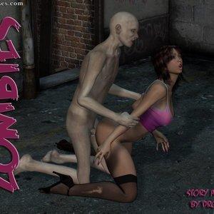 Zombies Comics porn