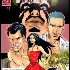 Dragonia – The Rise of Dragonia (9 Superheroines Comics) thumbnail