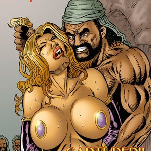 Sahara vs The Taliban – Issue 1 9 Superheroines Comics