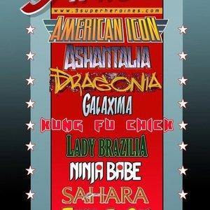 9 Superheroines Comics Sahara vs The Taliban - Issue 2 gallery image-002