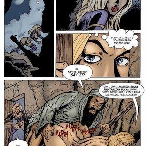 9 Superheroines Comics Sahara vs The Taliban - Issue 2 gallery image-011