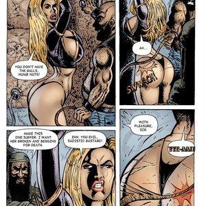 9 Superheroines Comics Sahara vs The Taliban - Issue 2 gallery image-015