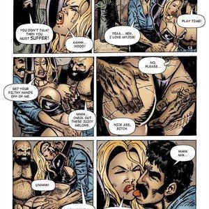 9 Superheroines Comics Sahara vs The Taliban - Issue 2 gallery image-017