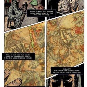 9 Superheroines Comics Sahara vs The Taliban - Issue 2 gallery image-018
