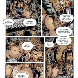 9 Superheroines Comics Sahara vs The Taliban - Issue 2 gallery image-020