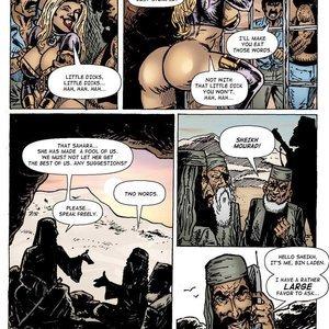 9 Superheroines Comics Sahara vs The Taliban - Issue 2 gallery image-023