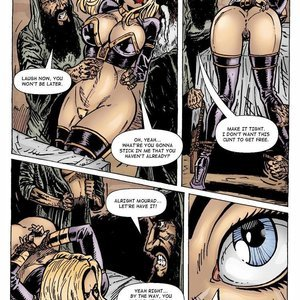 9 Superheroines Comics Sahara vs The Taliban - Issue 2 gallery image-025