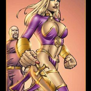 9 Superheroines Comics Sahara vs The Taliban - Issue 2 gallery image-029