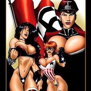 9 Superheroines Comics Sahara vs The Taliban - Issue 2 gallery image-032