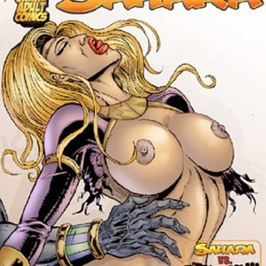Sahara vs The Taliban – Issue 3 9 Superheroines Comics