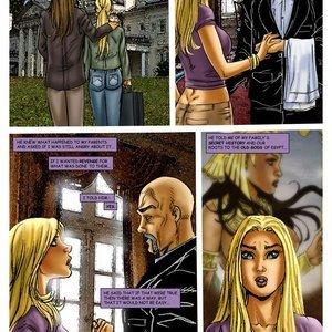 9 Superheroines Comics The Initiation gallery image-003