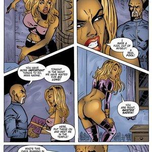 9 Superheroines Comics The Initiation gallery image-010