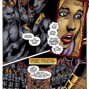 9 Superheroines Comics The Initiation gallery image-012