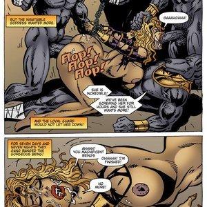 9 Superheroines Comics The Initiation gallery image-022