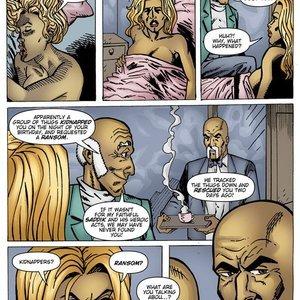 9 Superheroines Comics The Initiation gallery image-023