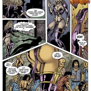 9 Superheroines Comics The Initiation gallery image-027