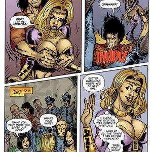 9 Superheroines Comics The Initiation gallery image-030