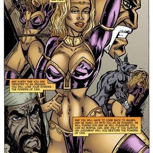 9 Superheroines Comics The Initiation gallery image-031