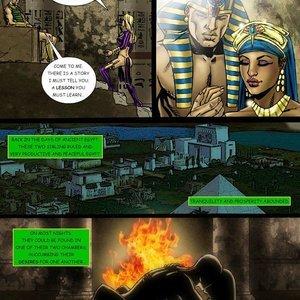 9 Superheroines Comics The Initiation gallery image-036