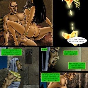 9 Superheroines Comics The Initiation gallery image-037