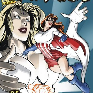 The Call 9 Superheroines Comics
