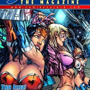 The Magazine 12 (9 Superheroines Comics) thumbnail