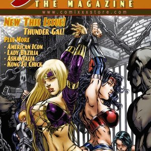 The Magazine 2 (9 Superheroines Comics) thumbnail