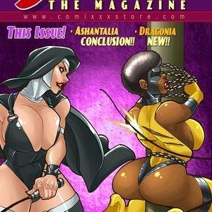 The Magazine 4 9 Superheroines Comics