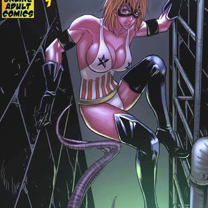 The Sub Terrans – Issue 2 9 Superheroines Comics