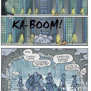Head Hunters – Issue 2 (AKABUR Comics) thumbnail