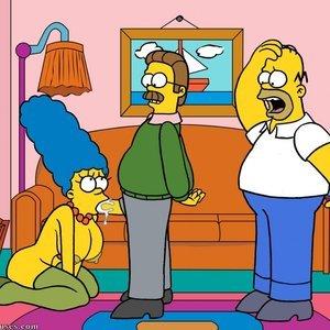 Simpsons Set 3 (AKABUR Comics) thumbnail
