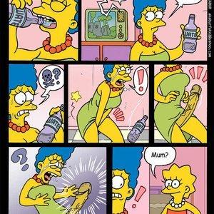 The Simpsons Incest Porn comics