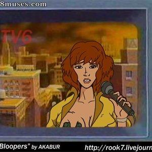 News Blooper (AKABUR Comics) thumbnail