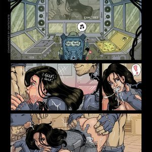 The Illusive Mans Revenge (AKABUR Comics) thumbnail