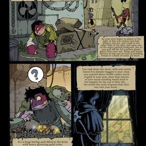 The Market (AKABUR Comics) thumbnail
