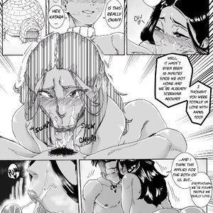 Ice Cold Siblings (Aarokira Comics) thumbnail