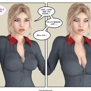 Abimboleb Comics A Gods Hand - Issue 2 gallery image-007