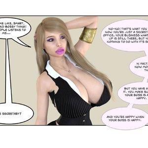 Abimboleb Comics A Gods Hand - Issue 2 gallery image-028