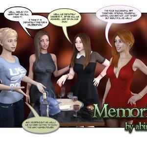 Memories Abimboleb Comics